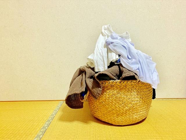 洗濯効率化